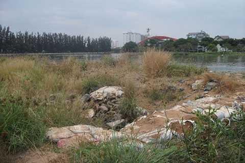 Dự án Phước Kiển vẫn cỏ mọc rêu phong