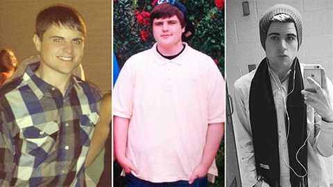 Mặc dù chưa hoàn toàn tự tin để cởi áo,   Austin vẫn nỗ lực tập thể dục 2 lần mỗi ngày và gây một quỹ đóng góp cho   chính bản thân mình để phẫu thuật cắt bỏ 4,5kg da thừa