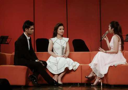 Hà Anh, Dương Hoàng Yến trong chương trình