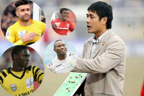HLV Hữu Thắng phủ nhận thông tin cho rằng ông muốn gọi các cầu thủ nhập tịch lên ĐTQG.