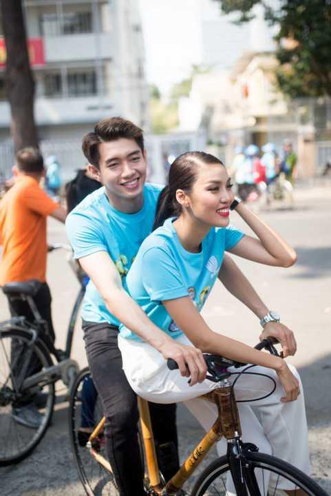 Quang Đăng hy vọng đông đảo người dân, đặc biệt là các bạn trẻ hãy thường xuyên sử dụng xe đạp di chuyển giúp bảo vệ môi trường hiệu quả hơn.