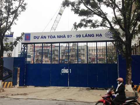 Dự án chung cư cũ đất vàng được thâu tóm