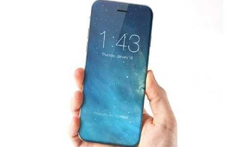 iPhone 7có thiết kế siêu mỏng hơn hẳn các mẫu Iphone hiện nay