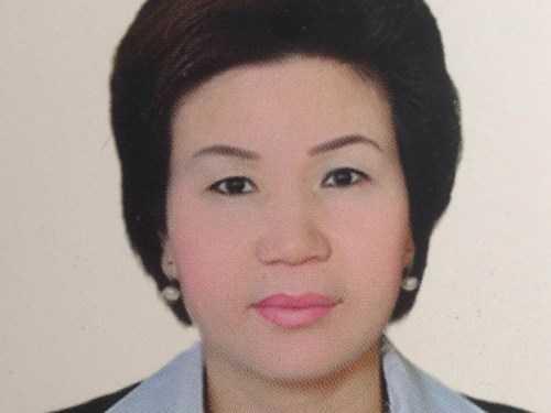Chân dung Nguyễn Thị Thu.
