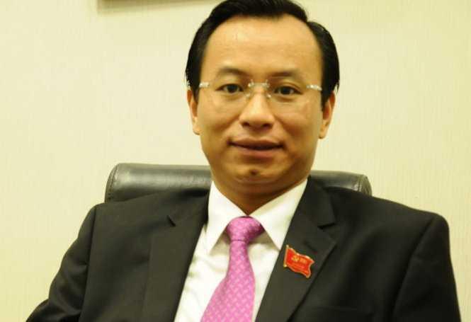 Bí thư thành ủy thành phố Đà Nẵng Nguyễn Xuân Anh - Ảnh: Đăng Nam