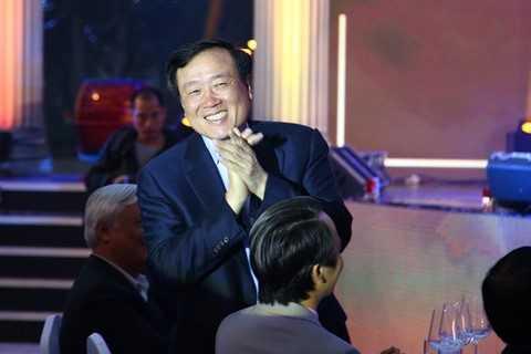 Ông Nguyễn Hòa Bình, Ủy viên TW Đảng, Bí thư TW Đảng, Viện trưởng Viện Kiểm sát nhân dân Tối cao.