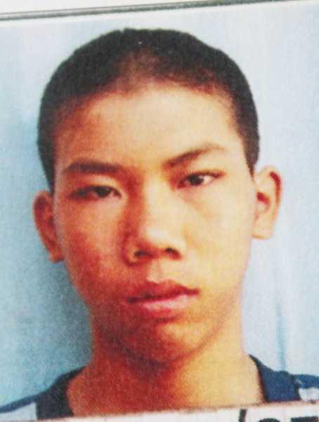 Nguyễn Hoàng Hiệp bị bắt tại cơ quan công an.