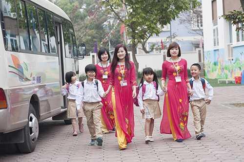 Hệ thống giáo dục CGD Victory liên cấp từ mầm non, tiểu học, THCS