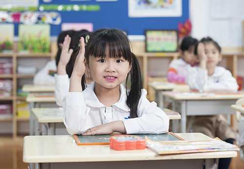 Học sinh được tạo mọi điều kiện tối ưu về giáo dục khi học tại đây.