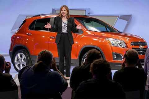 Mục tiêu làm việc Mary Barra   chính là góp phần đưa GM trở thành công ty ôtô có giá trị nhất. Hiện   tại, Mary Barra muốn tăng cường sức ảnh hưởng của thương hiệu Cadillac   và Chevrolet đồng thời tiếp tục phát triển tại thị trường Châu Á...