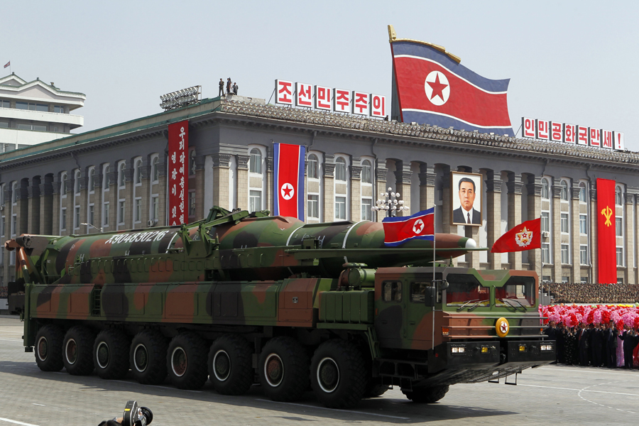 Tên lửa Triều Tiên