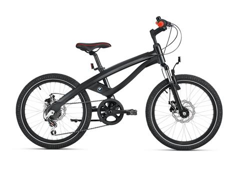 Cruise Bike Junior hướng tới đối tượng khách hàng nhỏ tuổi vốn hâm mộ các thiết kế đẹp mắt của BMW