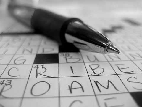 Người viết câu đố ô chữ: Nhờ việc sắp xếp từ vựng thành các câu đố ô chữ, họ có thể kiếm được tới 70.000 USD/năm.