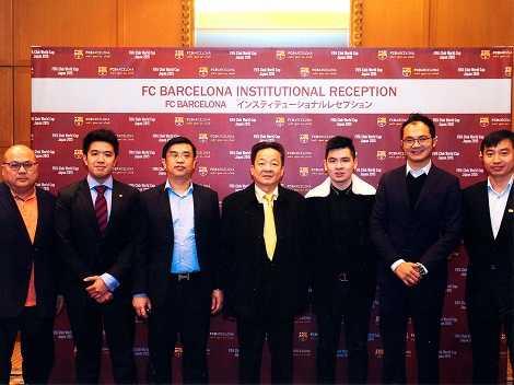 Đưa Barca sang Việt Nam du đấu sẽ là thành công đặc biệt của SHB