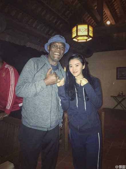 Theo Sina, Cảnh Điềm có một vai trong Kong: Skull Island, bên cạnh dàn diễn viên nổi tiếng như Tom Hiddleston, Brie Larson, Samuel L. Jackson. Cô đã có mặt tại Việt Nam từ cuối tháng 2 và thực hiện các cảnh quay của mình ở Ninh Bình. Trên trang cá nhân vào ngày 4/3, nữ diễn viên Trung Quốc chia sẻ ảnh chụp cùng Samuel L.Jackson.