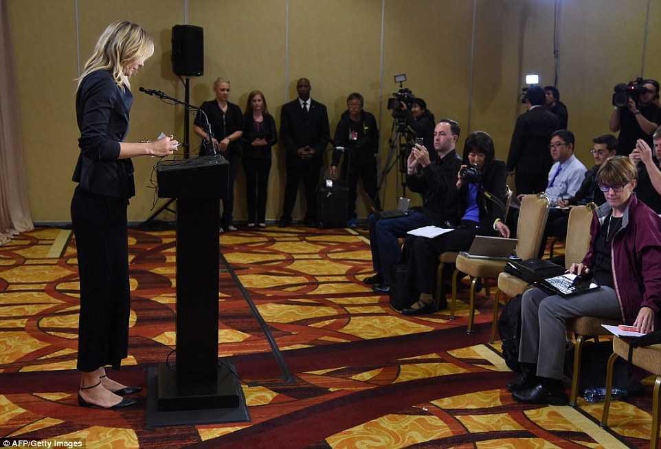Maria Sharapova thông báo việc bị dính doping
