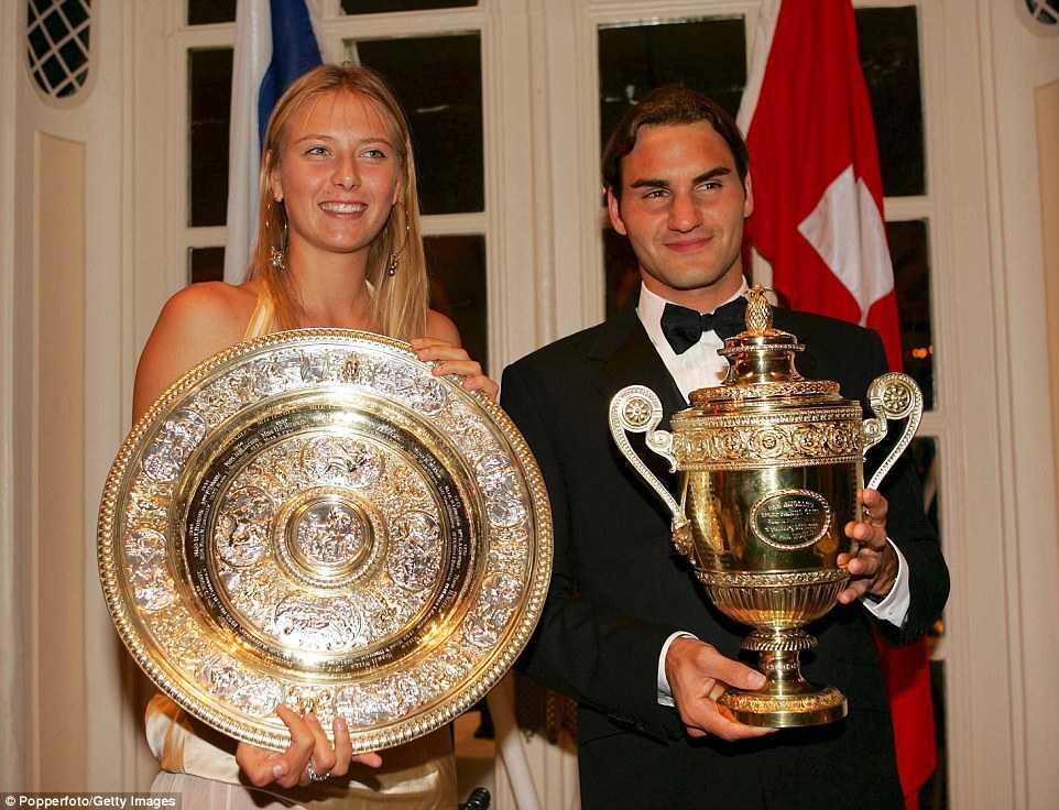 Sự nghiệp của Maria Sharapova đứng bên bờ vực thẳm