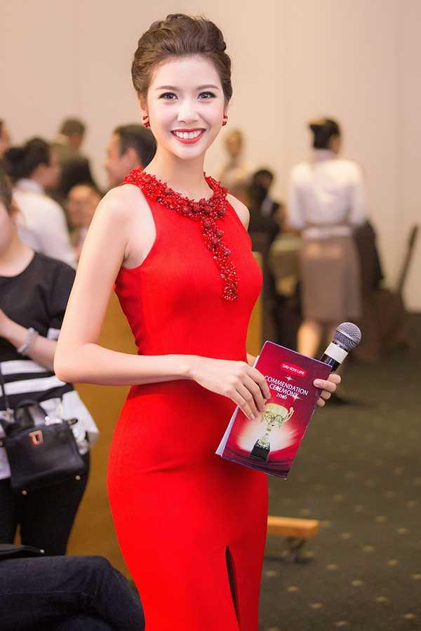 Từ sau khi đăng quang ngôi vị Á hậu Quốc tế 2015, Thúy Vân đã được tham gia nhiều chương trình, sự kiện giải trí trong vai trò MC.