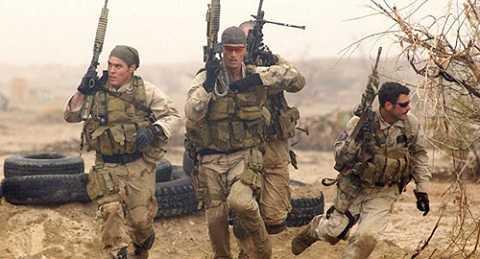 """Đội biệt kích hàng đầu thế giới đang 'than trời"""" vì thiếu vũ khí"""