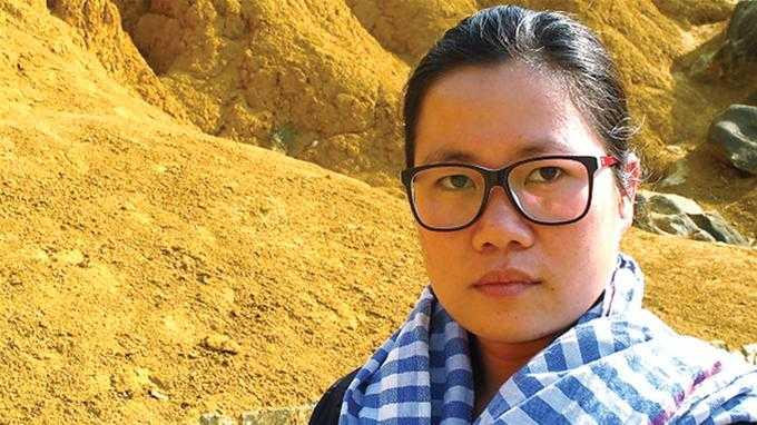 Nữ đạo diễn Bùi Kim Quy (Ảnh: Tuổi trẻ)
