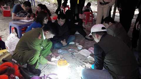Triệt phá sới bạc 'khủng' tại thị xã Đông Triều, bắt giữ 176 đối tượng đặt ra câu hỏi trách nhiệm của chính quyền địa phương sở tại ở đâu khi để xảy ra vụ việc?