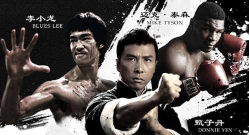 Diệp Vấn 3 gây sốt khi có sự xuất hiện của Mike Tyson và Lý Tiểu Long