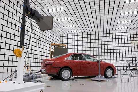 Một trong các trung tâm R&D hàng đầu của hãng Toyota tại Nhật Bản