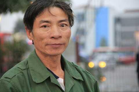 Tìm con mất tích: Ông Sơn mong thông tin sẽ được chia sẻ để hy vọng tìm thấy con nhiều hơn.