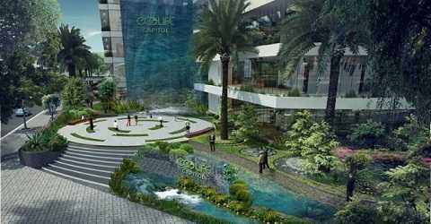 Ecolife Capitol – Không gian sống xanh giữa lòng đô thị