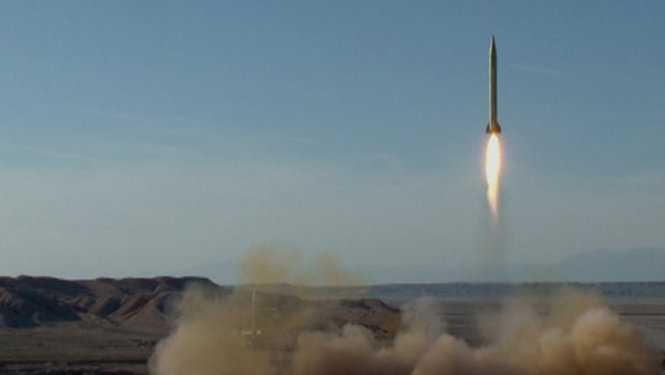 Tên lửa do Iran bắn thử trong ngày 8/3
