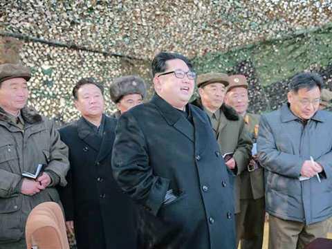 Nhà lãnh đạo Kim Jong Un đang phải trả giá đắt cho hành vi