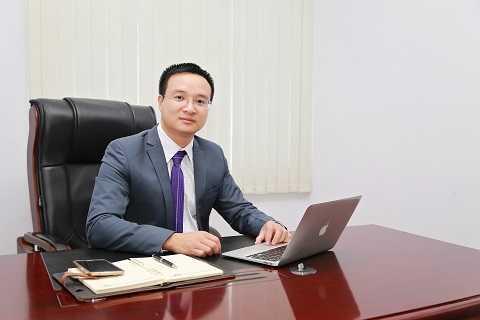 Ảnh: Ths Dược học Nguyễn Trường Thành, Giám đốc Công ty Cổ phần Dược mỹ phẩm CVI.