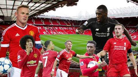 MU chưa từng gặp Liverpool ở cúp châu Âu