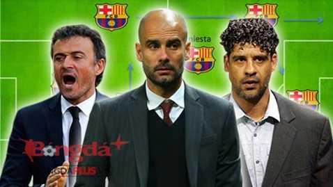 Rijkaard, Guardiola, Enrique thay nhau giúp Barca thống trị châu Âu