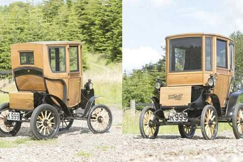 Do đó, tại các nước châu Âu phát   triển vào thời điểm đó, xe ôtô điện rất được ưa chuộng. Nó thường xuất   hiện trong các gia đình thuộc tầng lớp quý tộc – đặc biệt là các quý bà,   công nương...