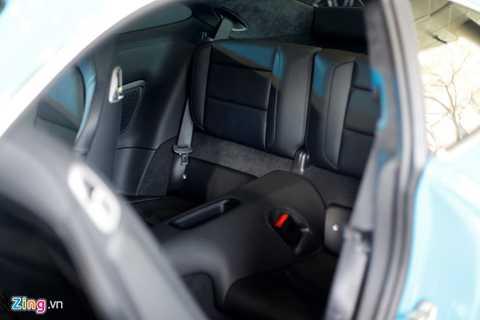Porsche 911 Turbo S là chiếc xe thể thao có thể sử dụng hàng ngày bởi tính tiện dụng.