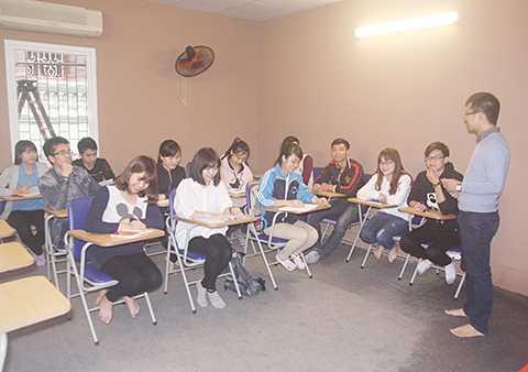 EFF English Center còn giúp học viên cải thiện kỹ năng mềm, thay đổi tư duy, phương pháp học