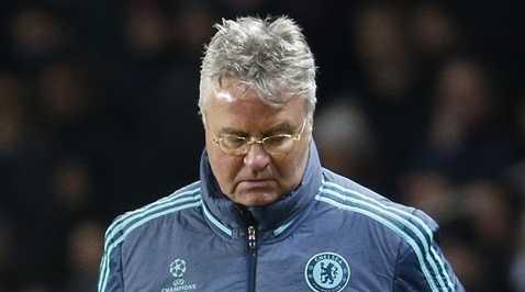 Guus Hiddink thừa nhận Chelsea không bằng PSG