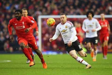 MU toàn thắng Liverpool kể từ khi van Gaal nắm quyền