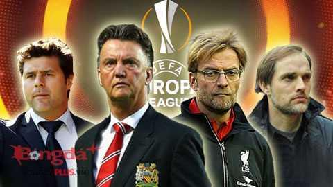 Europa League mùa này bất ngờ có rất nhiều đối thủ mạnh