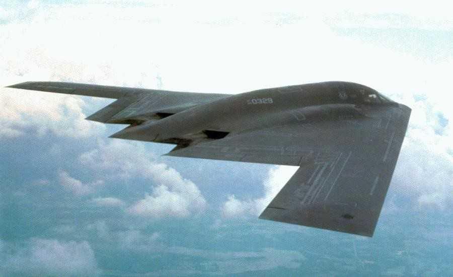 Máy bay ném bom tàng hình B-2