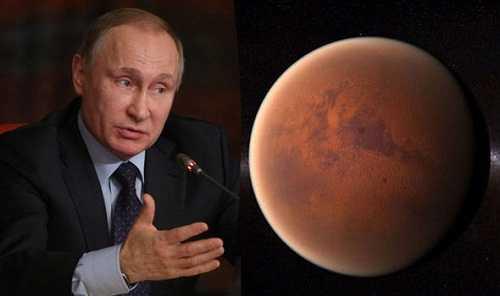 Nga tuyên bố họ sẽ trở thành những người đầu tiên đặt chân lên sao Hỏa