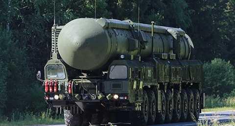 """""""Sát thủ đối với lá chắn tên lửa"""" Nga"""