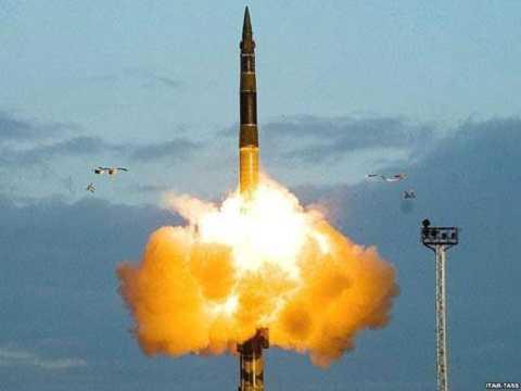 Đầu đạn của RS-26 có thể tiêu diệt bất cứ mục tiêu nào ở Mỹ