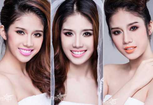 Đăng quang ngôi vị Á hậu Đông Nam Á 2013, Đồng Thanh Vy gây ấn tượng bởi nhan sắc lộng lẫy, ngọt ngào, không kém phần gợi cảm.