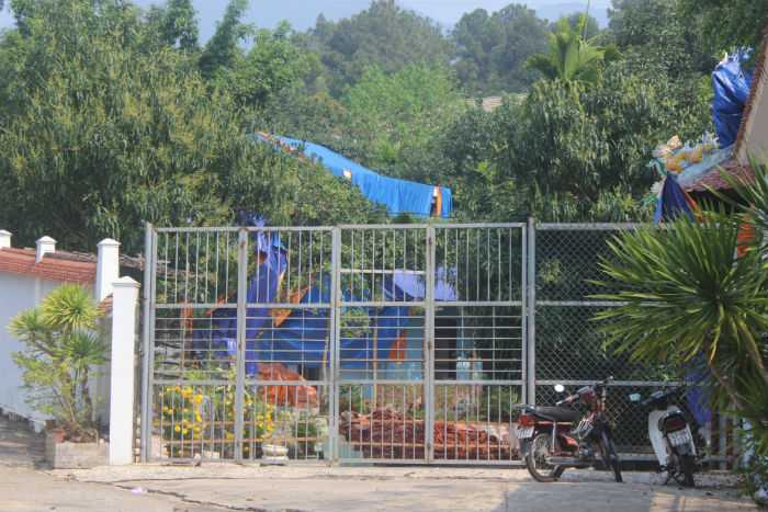 Theo nguồn tin của VietNamNet, từ trước Tết đến nay, biệt phủ của ông Ngô Văn Quang trên núi Hải Vân chỉ có vài người túc trực trông coi. Việc tháo dỡ chưa tiến triển nhiều so với lúc quận Liên Chiểu có quyết định gia hạn (tháng 1/2016)