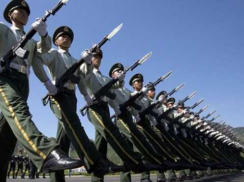 Quân giải phóng nhân dân Trung Quốc (PLA) tuyên bố sẽ cắt giảm 300.000 quân