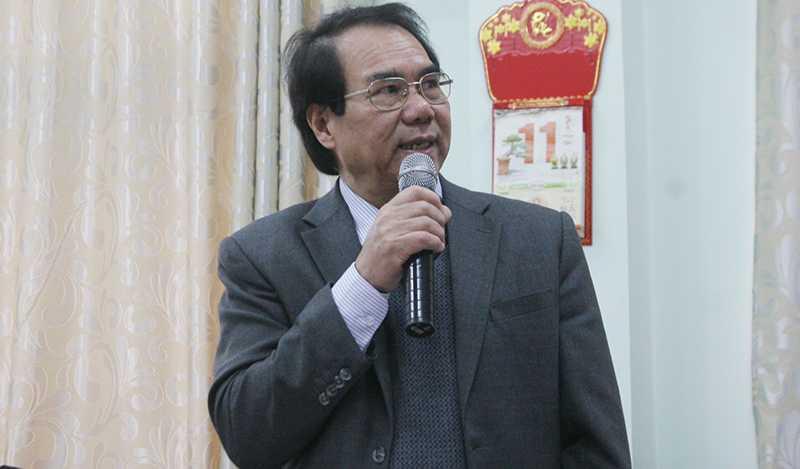 TS Đinh Ngọc Hiện, Hiệu trưởng Trường Đại học Thành Tây xin lỗi phóng viên vì những phát ngôn không chuẩn mực