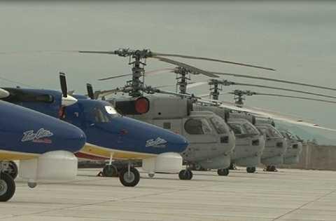 Ka-28 có khả năng mang nhiều loại vũ khí từ ngư lôi tới bom chìm chống ngầm