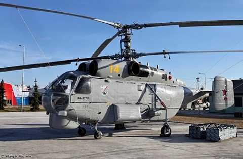 Nhờ thiết kế không cần cánh quạt đuôi triệt tiêu mô men xoay giúp dòng trực thăng này có khả năng độc nhất vô nhị